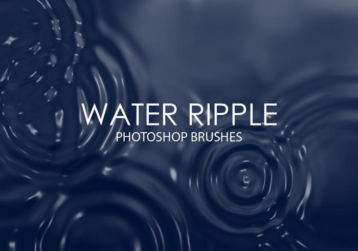 destinada a vd free water ripple photoshop escovas