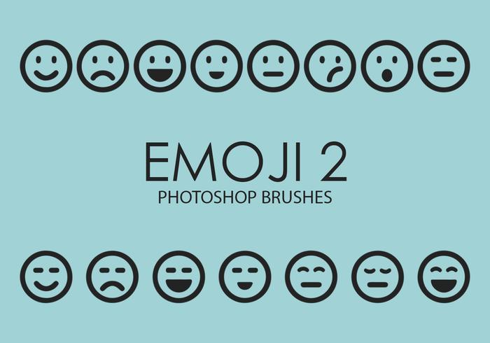 emoji photoshop brosses 2
