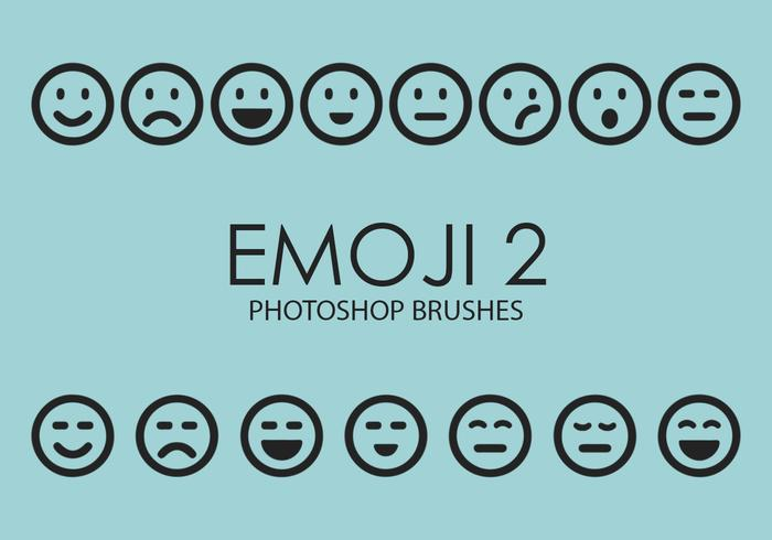 Emoji Photoshop Pinsel 2