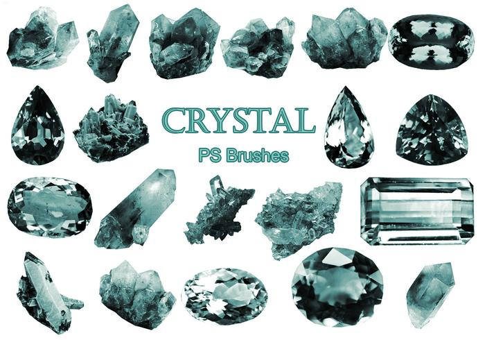 20 Crystal PS-borstels abr vol.2