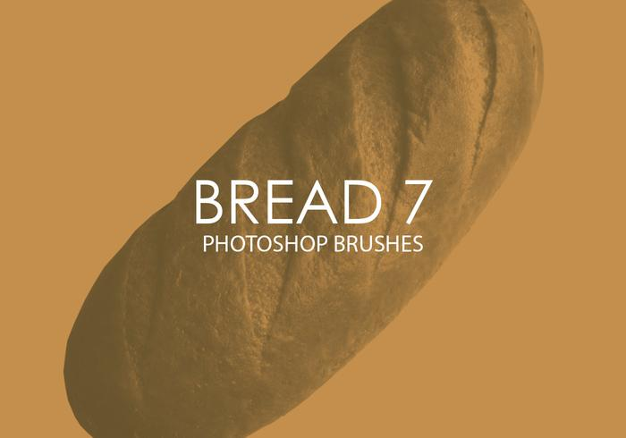 Gratis brood Photoshop-borstels 7