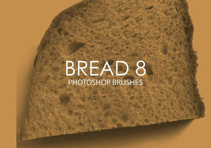 Free Bread Photoshop Brushes 8