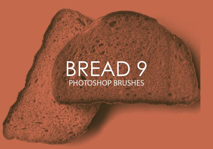 Free Bread Photoshop Brushes 9