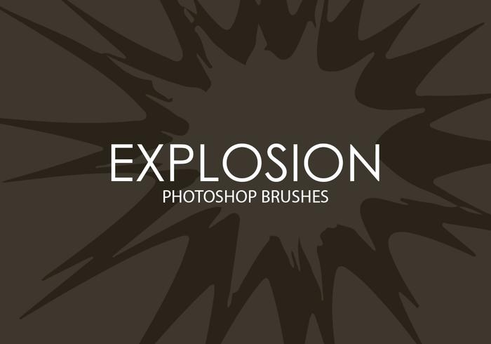 Explosion Photoshop Pinsel