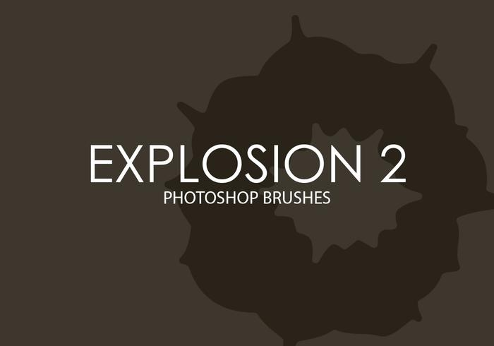 Explosion Photoshop Brosses 2