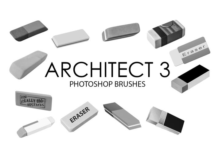 Architect Photoshop Brushes 3
