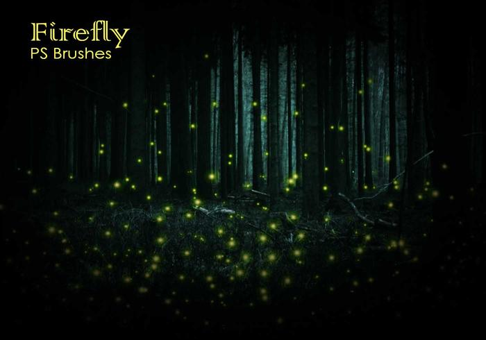 20 Firefly PS Brushes abr vol.4