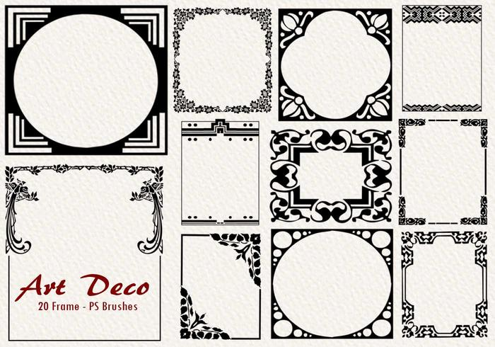 20 Marco Art Deco PS Brushes.abr vol.7