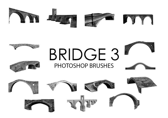 Bridge Photoshop Brushes 3
