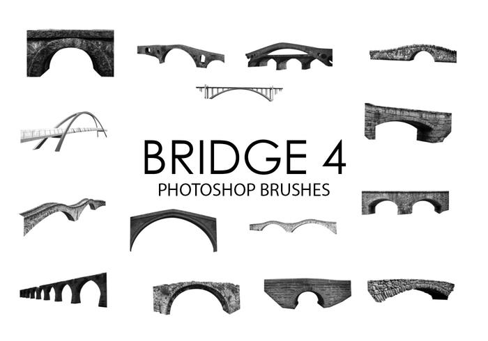 Bridge Photoshop Brushes 4
