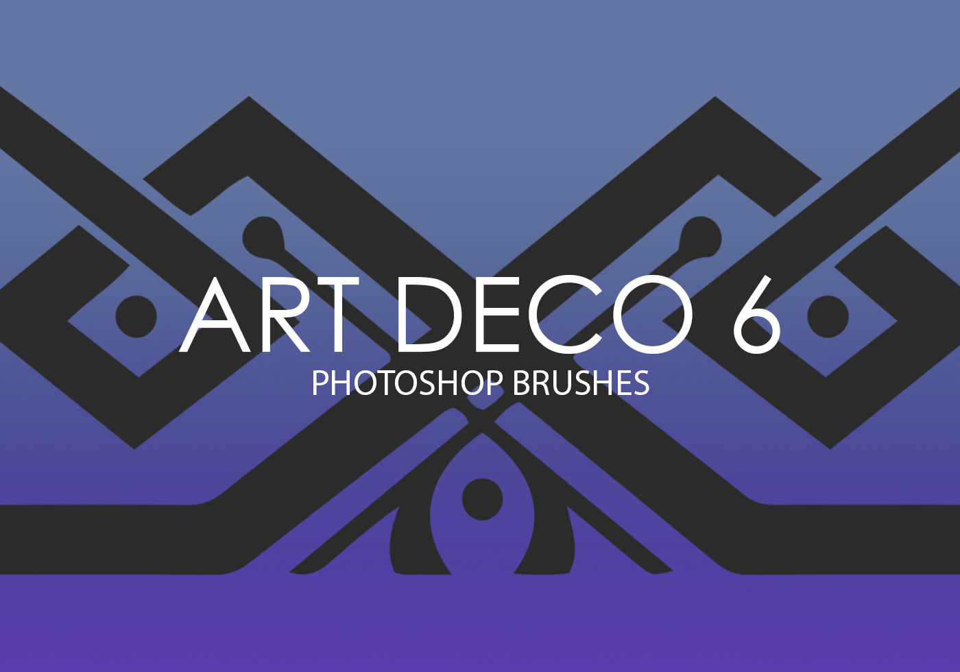 Art Deco Photoshop Brushes 6 Free Photoshop Brushes At