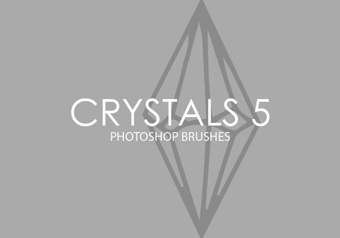 Crystals Photoshop-penselen 5