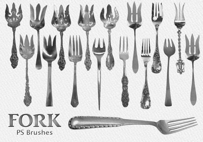 20 Brosses Fork PS Vintage abr.Vol.2