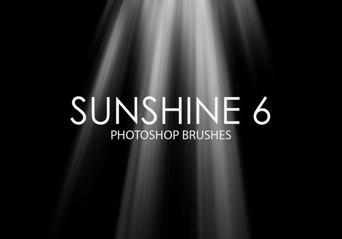 Free Sunshine Photoshop Brushes 6