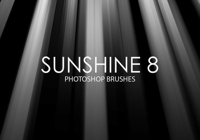 Gratis Sunshine Photoshop Brushes 8
