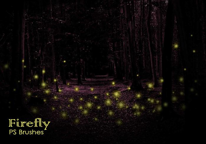20 Firefly PS Brushes abr vol.5