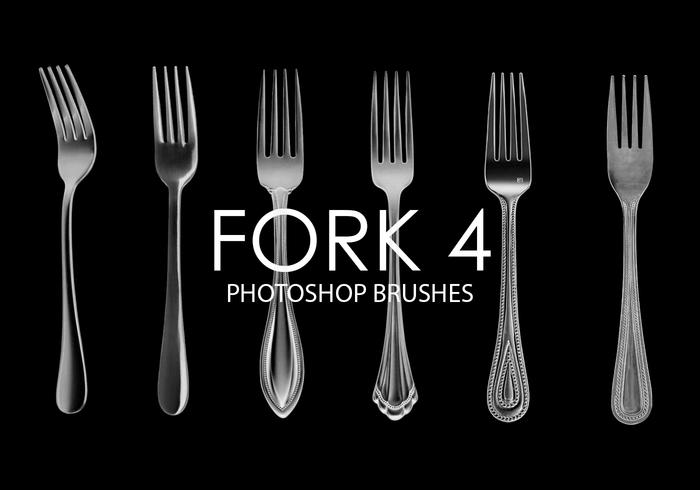 Fork Photoshop Brushes 4