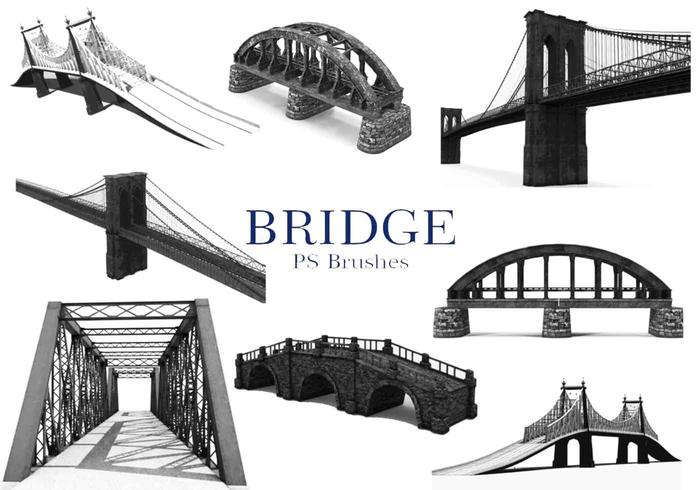 20 Bridge PS Brushes abr. vol.6