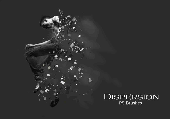 brush dispersion