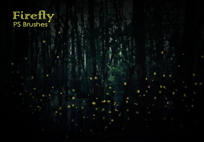 20 Firefly PS Brushes abr vol.7