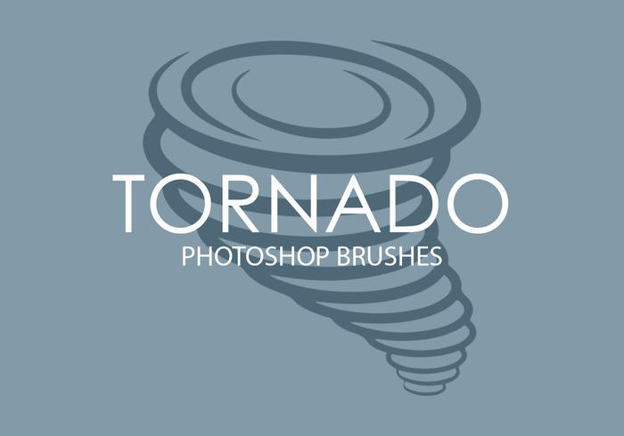 Tornado Photoshop Brushes