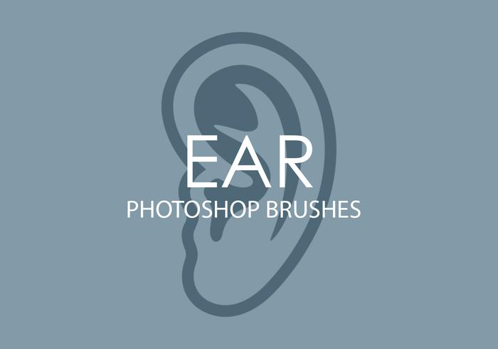 Ear Photoshop Brushes