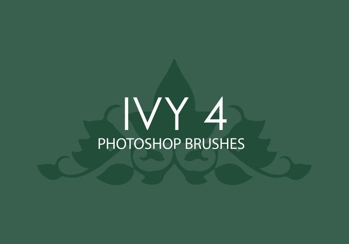 Ivy Photoshop Brushes 4