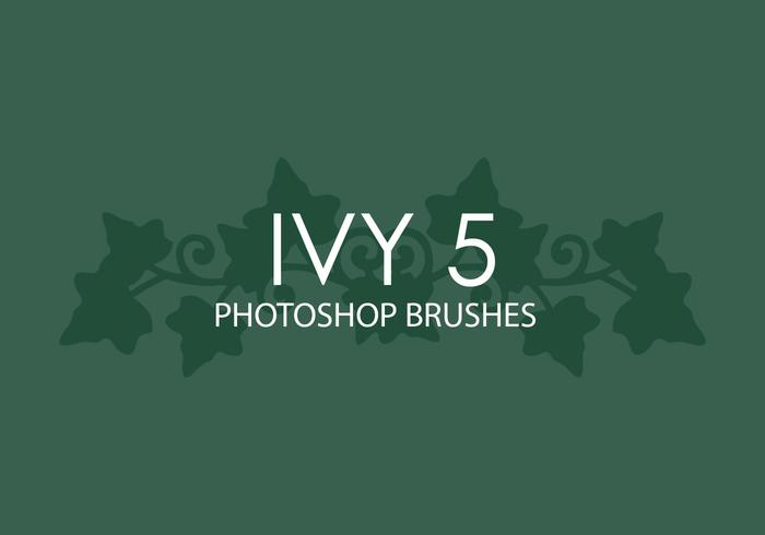 Ivy Photoshop Brushes 5