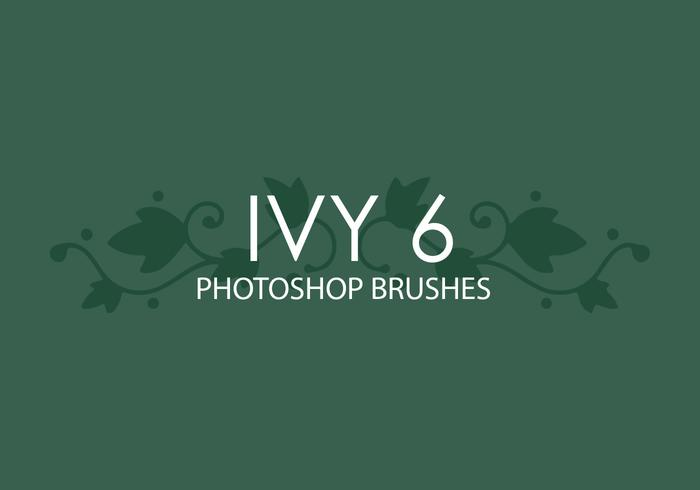 Ivy Photoshop Brushes 6