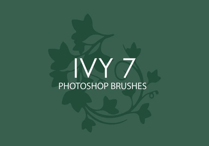 Ivy Photoshop brosses 7