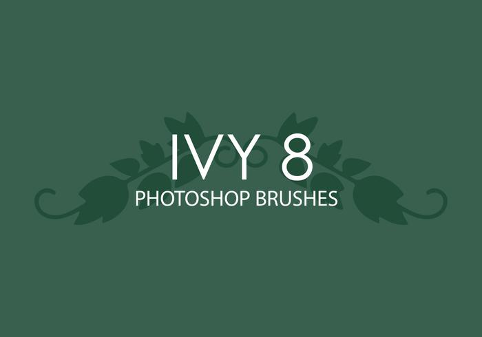 Ivy Photoshop Brushes 8