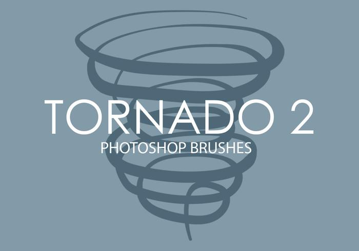 Tornado Photoshop Brushes 2