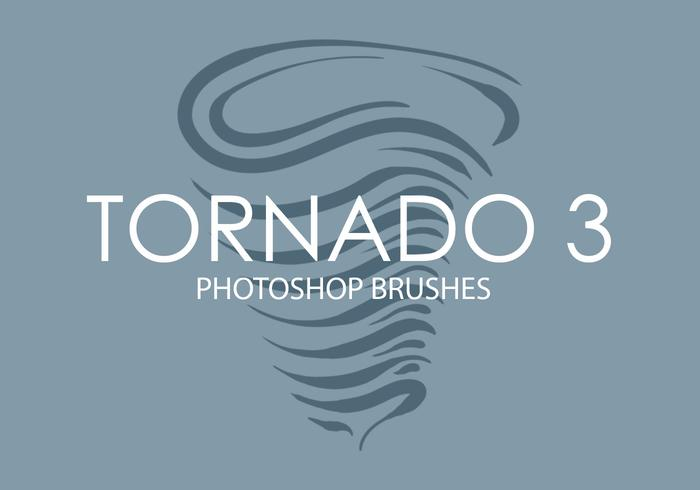 Tornado Photoshop Brushes 3