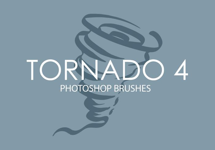 Brochas para Photoshop Tornado 4