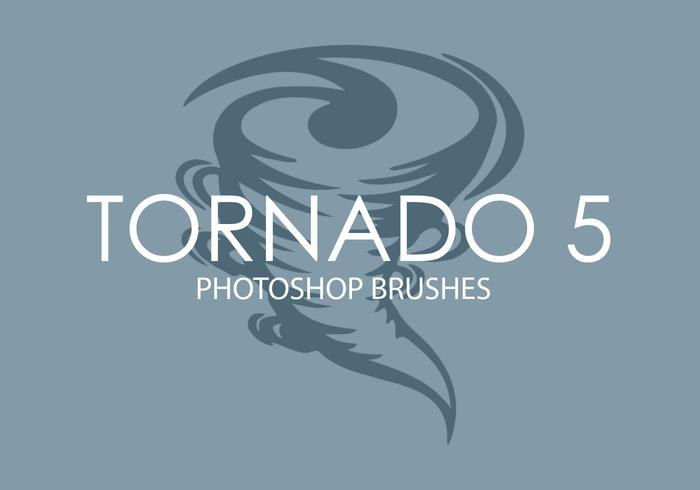 Tornado Photoshop Brushes 5