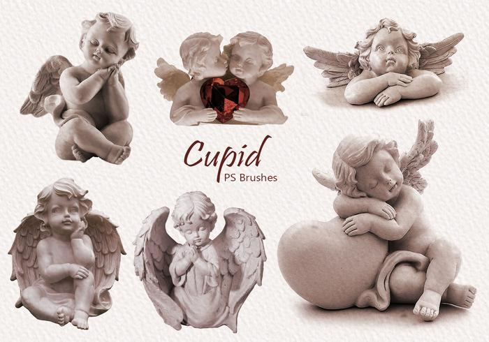 20 Cupid PS Brushes abr. Vol.13