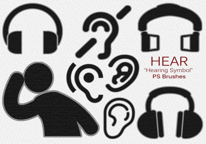 20 Hearing Symbol PS Brushes.abr vol.3