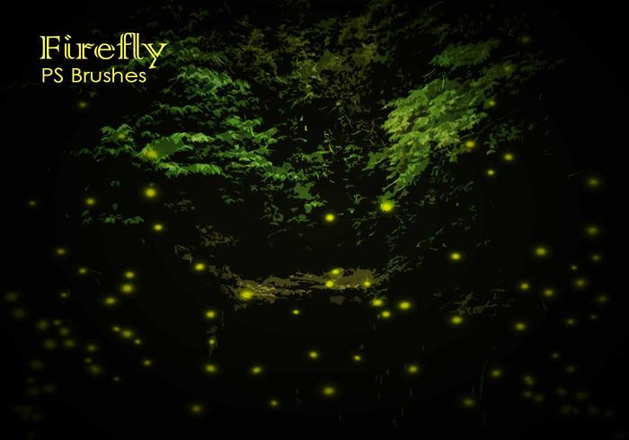 20 Firefly PS Brushes abr vol.8