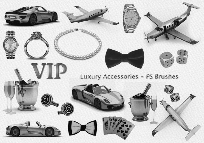 20 Vip PS-borstels abr. Vol.7
