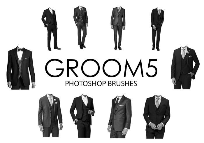 Groom Photoshop Borstar 5