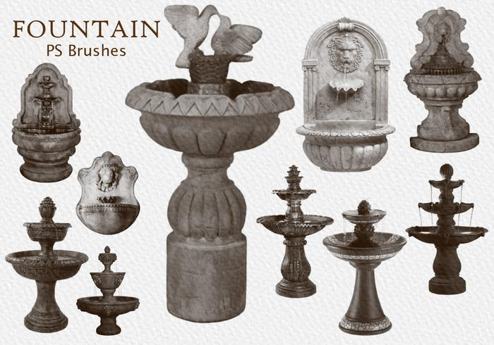 20 Brunnen PS Brushes.abr vol.3