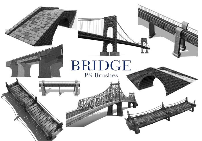 20 Bridge PS Brushes abr. Vol.7