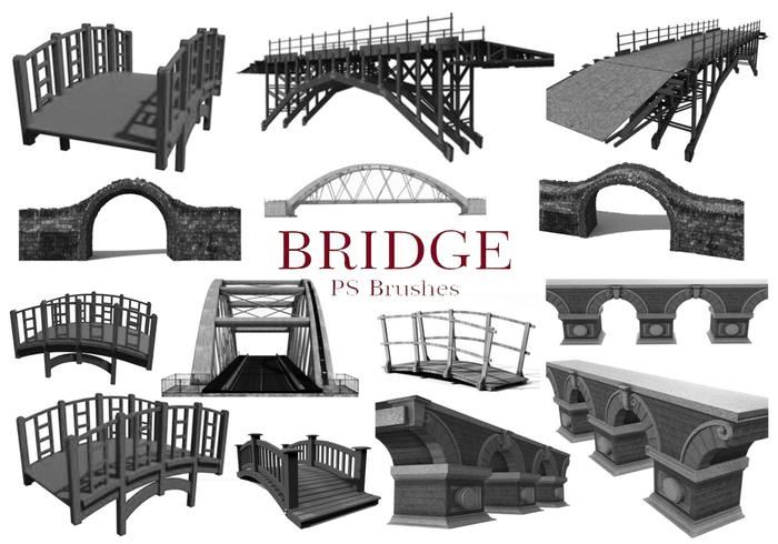 20 Bridge PS Brushes abr. vol.8