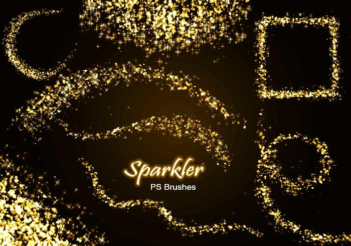 20 Sparkler PS Brushes abr. Vol.19
