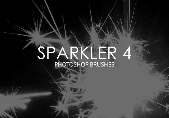 Sparkler Photoshop Brushes 4