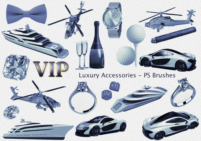 20 Vip PS Brushes abr. Vol.9