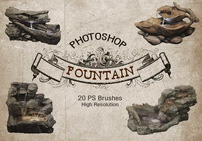 20 Brunnen PS Brushes.abr vol.6
