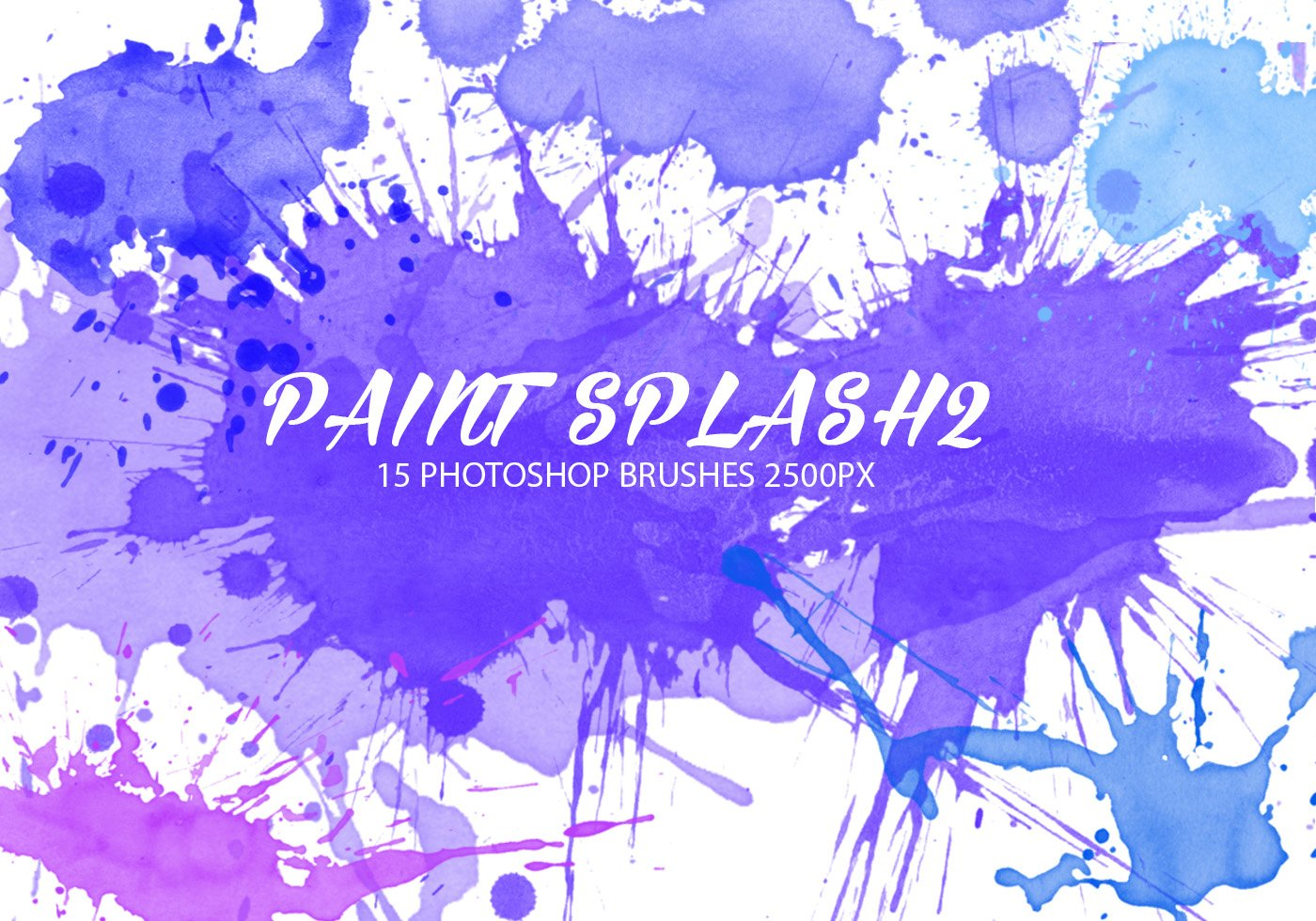 Color Splash Free Brushes - (1,363 Free Downloads)