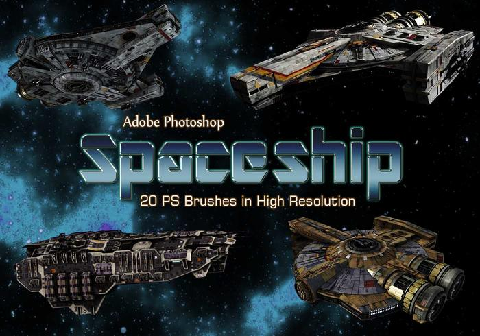 20 Brosses PS Spaceship abr. vol.9