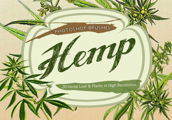 20 Hemp PS Brushes abr. Vol.3